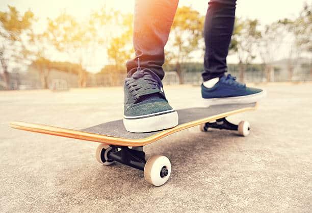 Действайте като скейтбордист