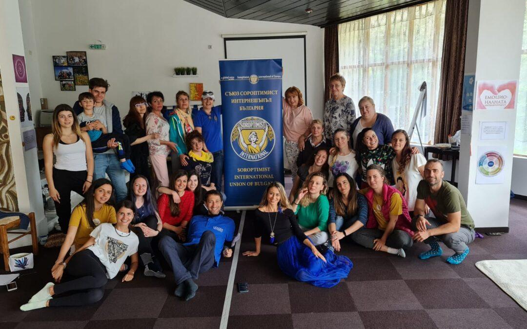 Talent factory camp – Жените–лидери
